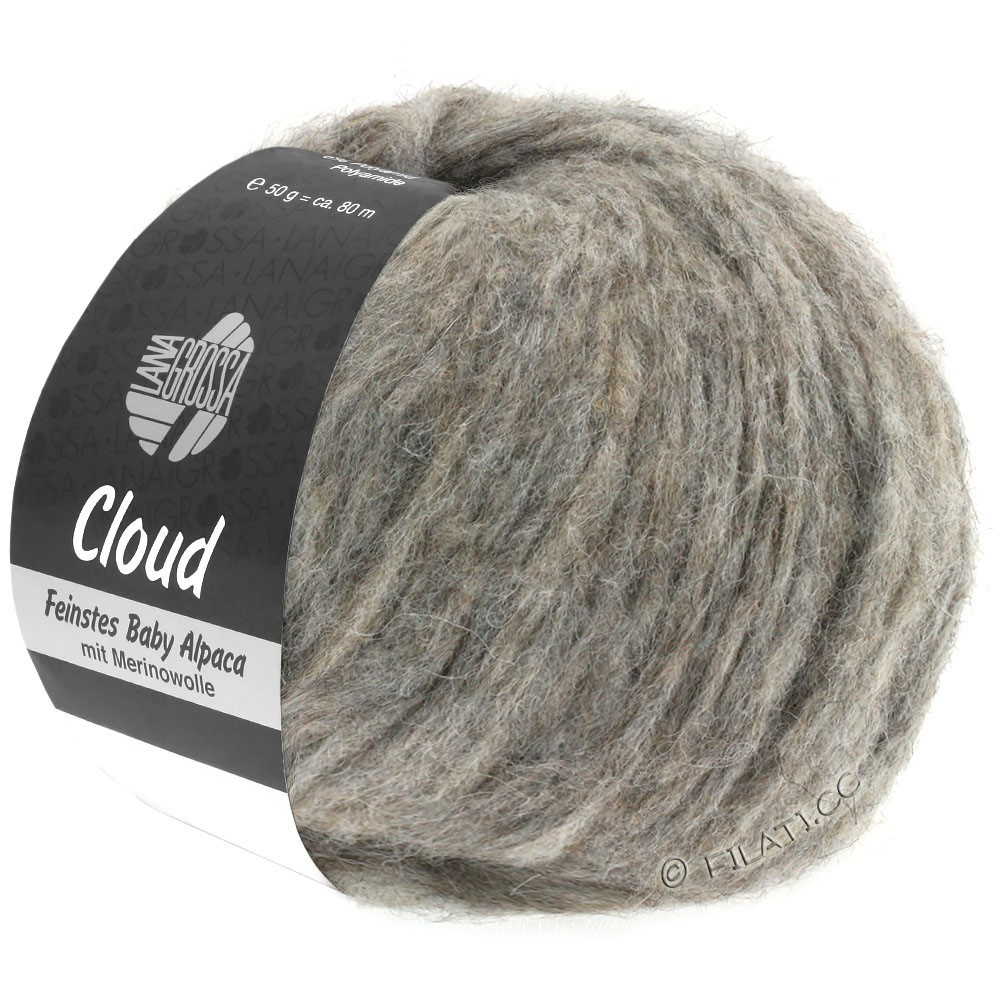 Lana Grossa CLOUD | 21-Graubeige