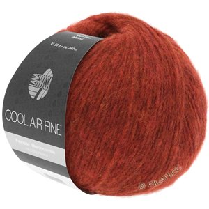 Lana Grossa COOL AIR Fine | 08-Tonrot