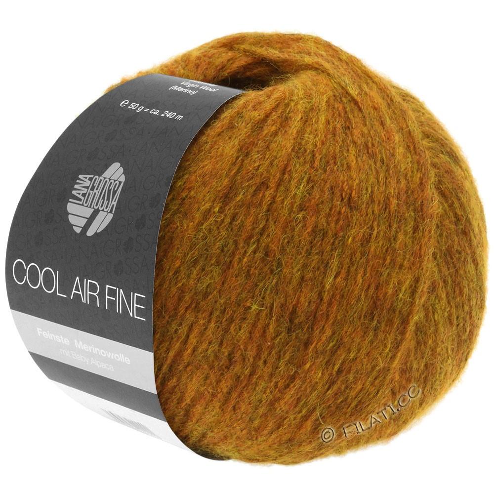 Lana Grossa COOL AIR Fine | 09-Orangebraun