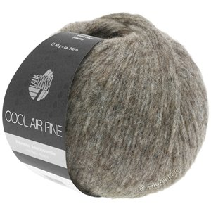 Lana Grossa COOL AIR Fine | 11-Taupe
