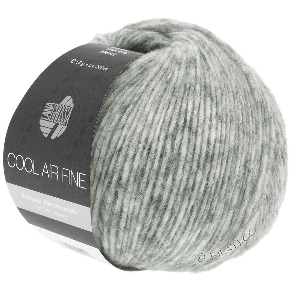 Lana Grossa COOL AIR Fine | 12-Grau/Natur