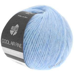 Lana Grossa COOL AIR Fine | 18-Hellblau