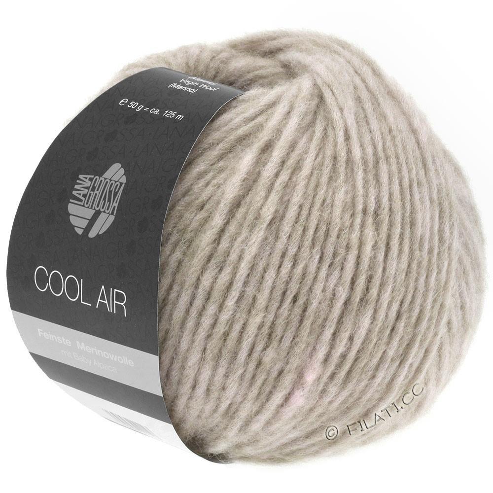 Lana Grossa COOL AIR | 01-Rosabeige