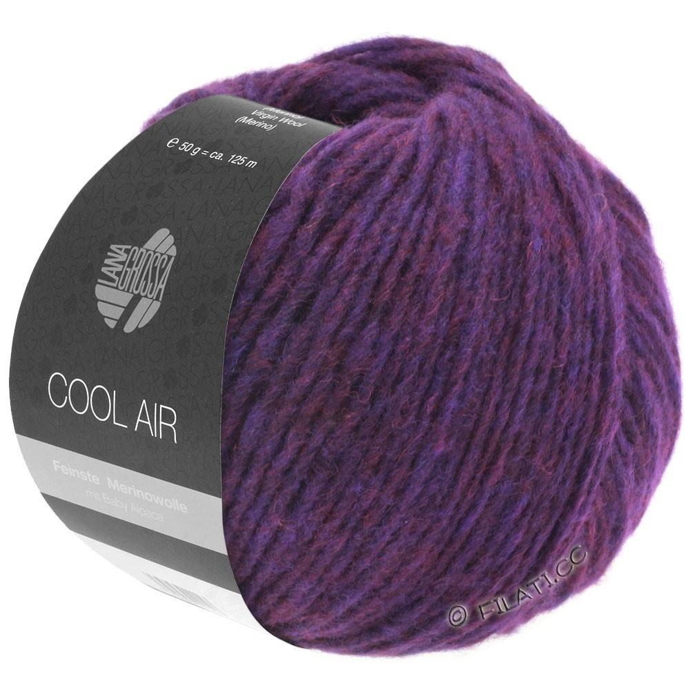 Lana Grossa COOL AIR | 08-Rotviolett