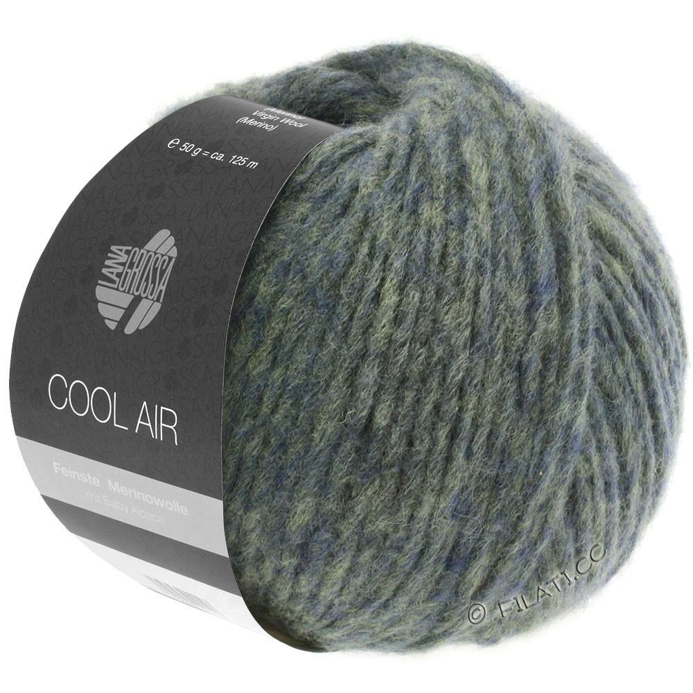 Lana Grossa COOL AIR | 12-Graugrün