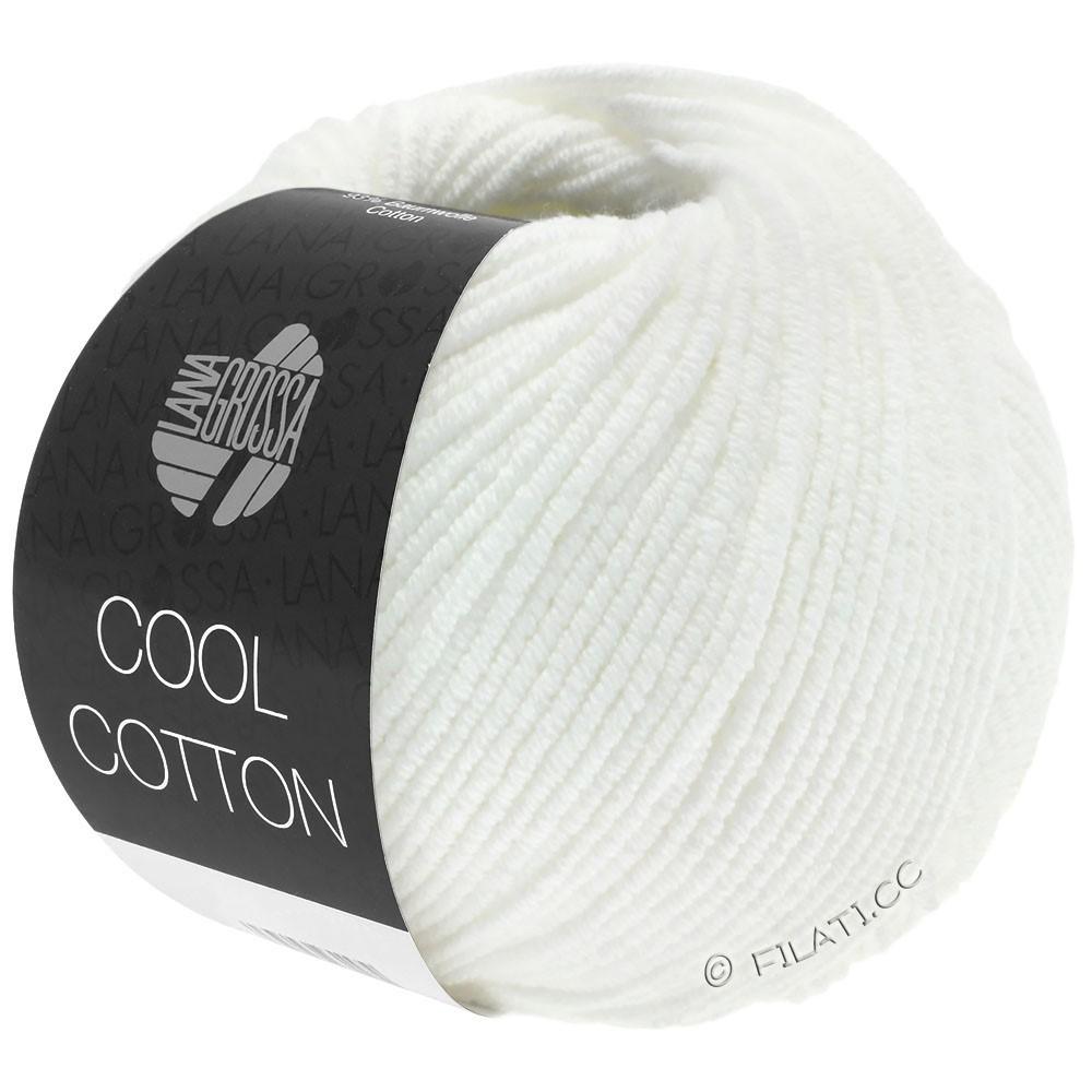 Lana Grossa COOL COTTON | 01-Weiß