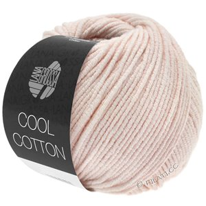 Lana Grossa COOL COTTON | 03-Zartrosa