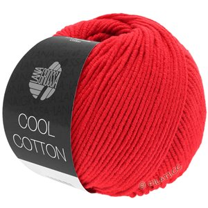 Lana Grossa COOL COTTON | 08-Signalrot