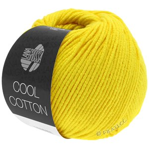 Lana Grossa COOL COTTON | 10-Gelb