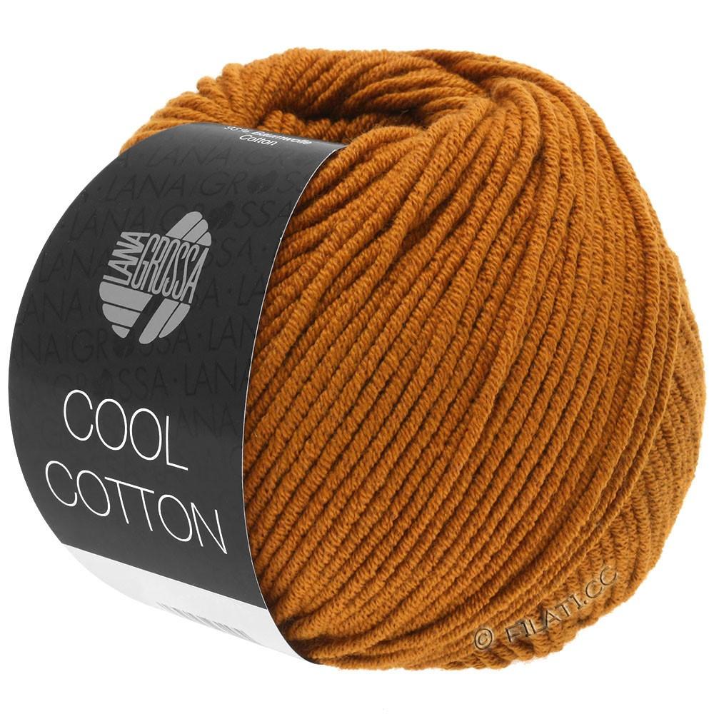 Lana Grossa COOL COTTON | 11-Ockerbraun