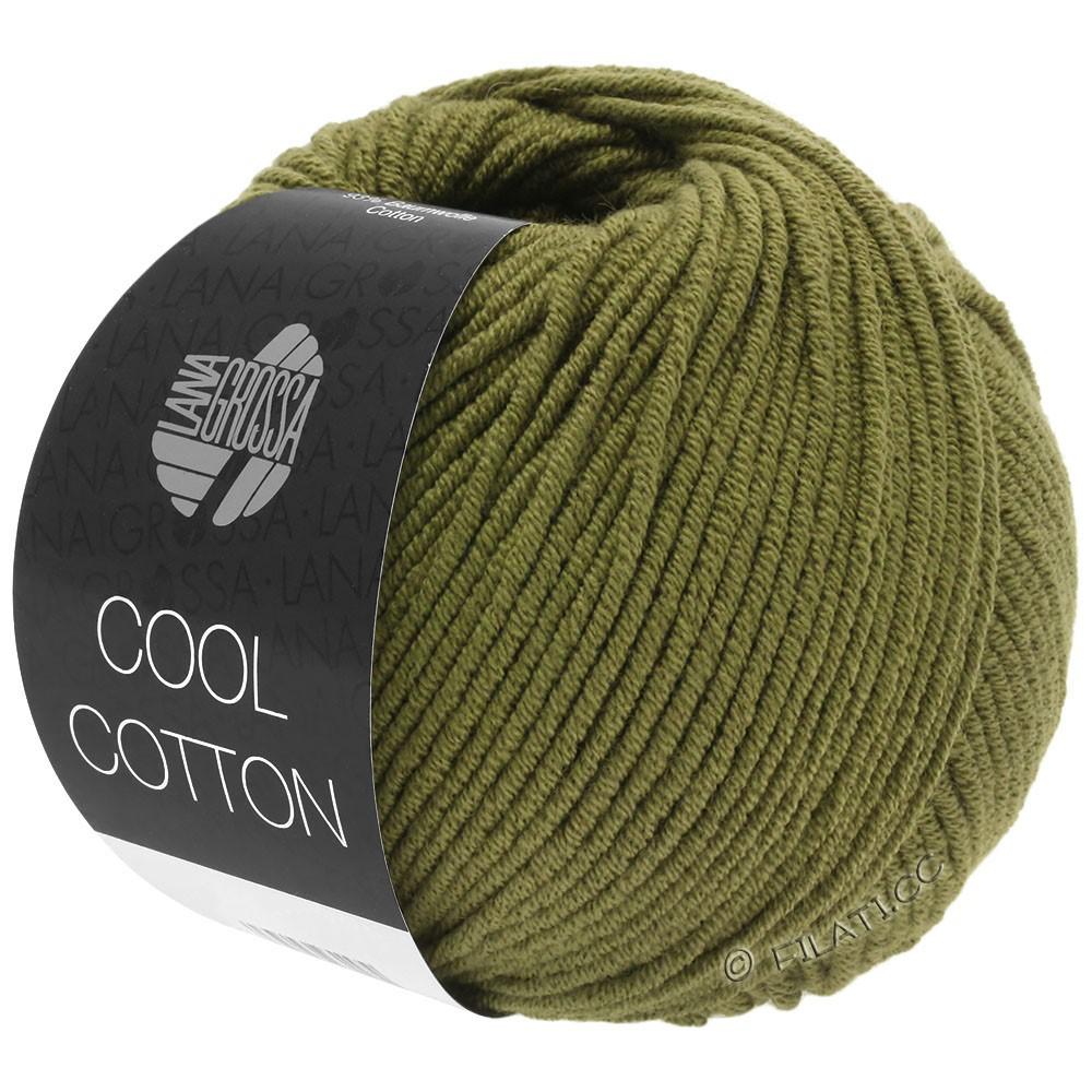 Lana Grossa COOL COTTON | 12-Oliv