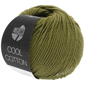 Lana Grossa COOL COTTON | 12-Oliv