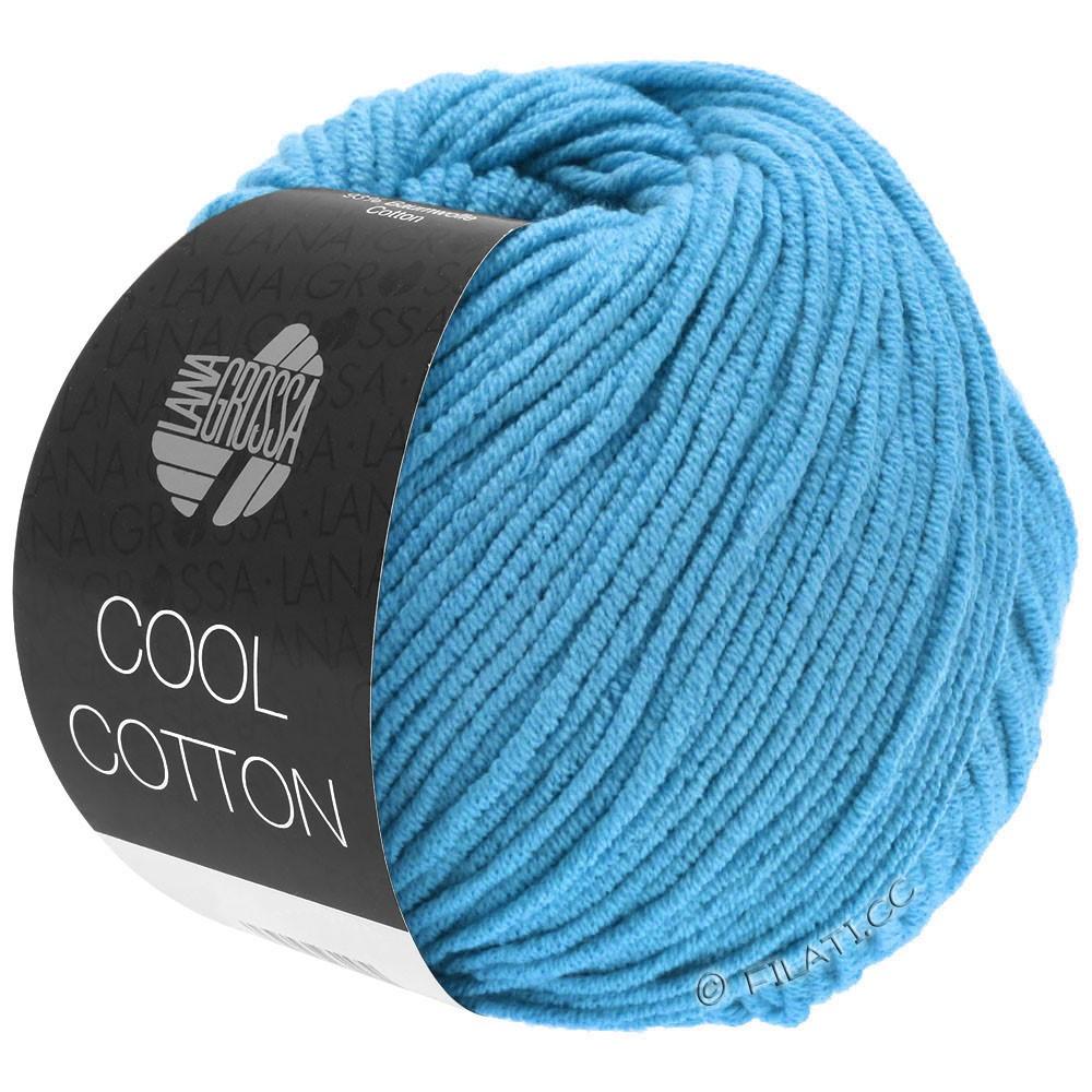 Lana Grossa COOL COTTON | 15-Azurblau