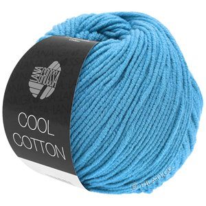 Lana Grossa COOL COTTON | 15-Azurblau