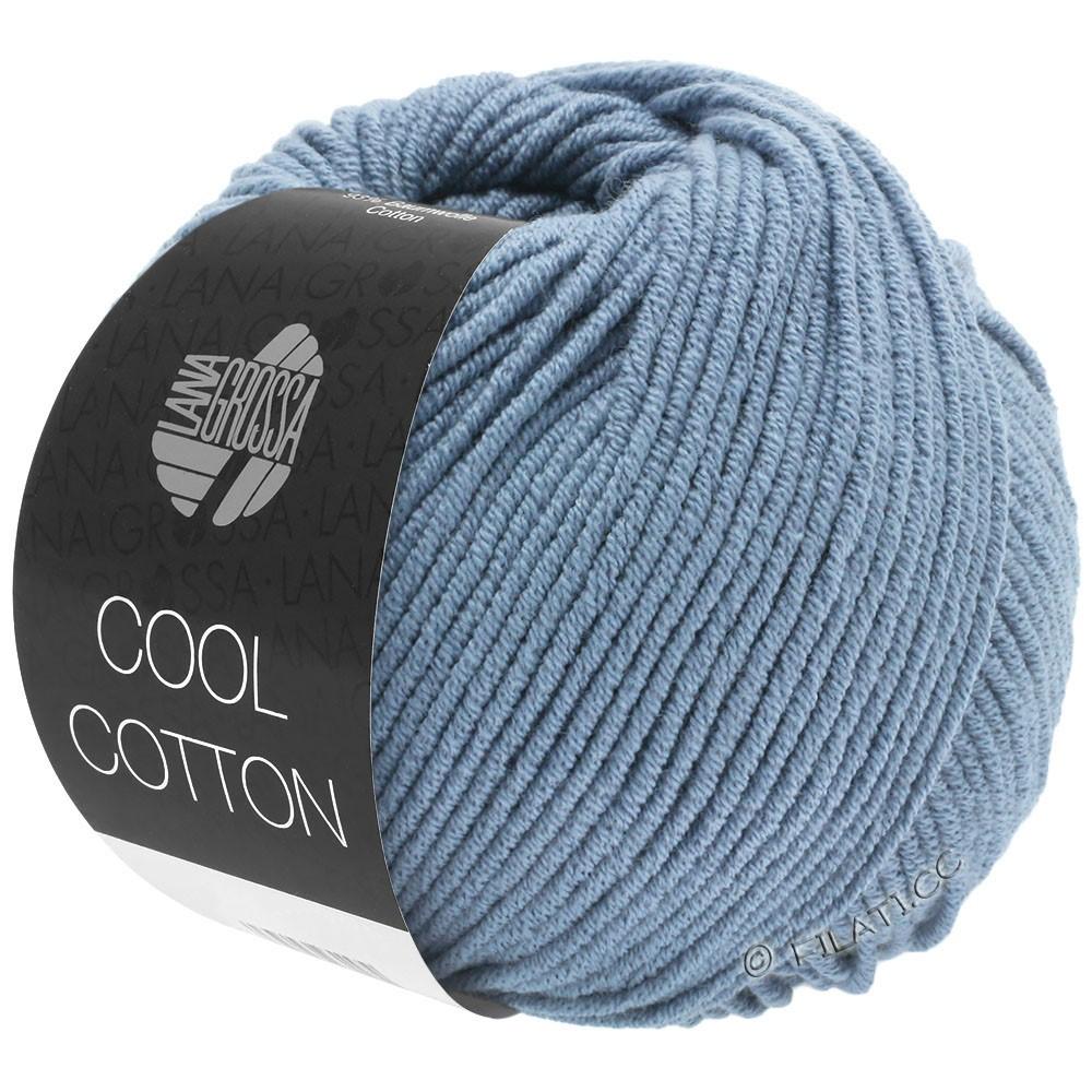 Lana Grossa COOL COTTON | 17-Taubenblau
