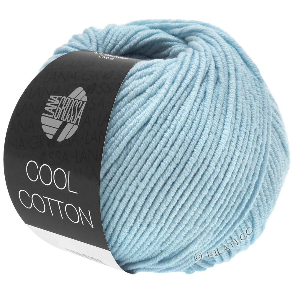 Lana Grossa COOL COTTON | 18-Hellblau