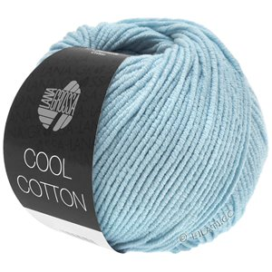 Lana Grossa COOL COTTON | 18-Hellblau