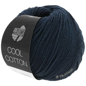 Lana Grossa COOL COTTON | 21-Nachtblau
