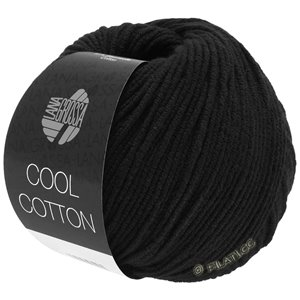 Lana Grossa COOL COTTON | 26-Schwarz