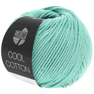 Lana Grossa COOL COTTON | 32-Pastelltürkis