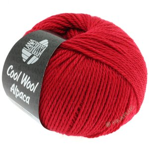 Lana Grossa COOL WOOL Alpaca | 04-Rot