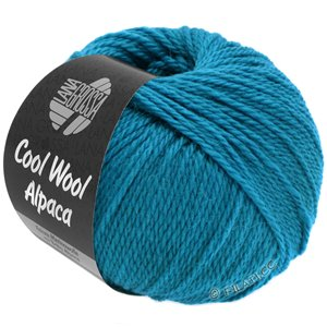 Lana Grossa COOL WOOL Alpaca | 40-Petrolblau