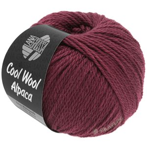 Lana Grossa COOL WOOL Alpaca | 41-Bordeaux