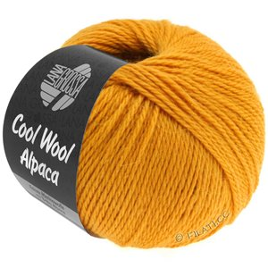 Lana Grossa COOL WOOL Alpaca | 42-Goldgelb