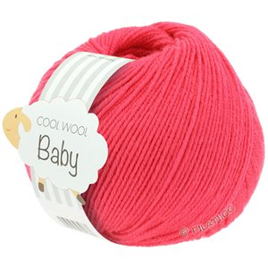 Lana Grossa COOL WOOL Baby 25g | 269-Himbeer