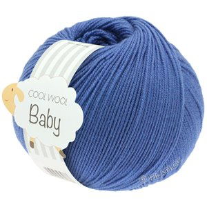 Lana Grossa COOL WOOL Baby 50g | 209-Blau