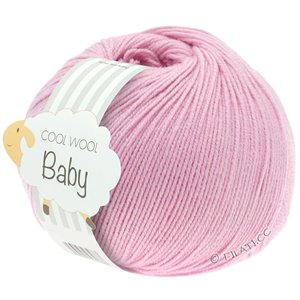 Lana Grossa COOL WOOL Baby 50g | 216-Rosa