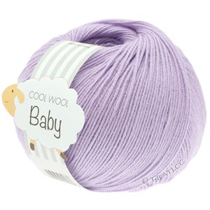 Lana Grossa COOL WOOL Baby 50g | 268-Flieder