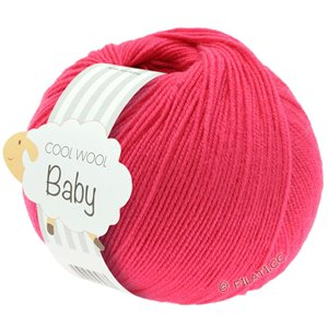 Lana Grossa COOL WOOL Baby 50g | 269-Himbeer