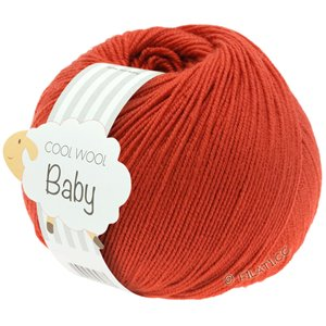 Lana Grossa COOL WOOL Baby 50g | 271-Tomate