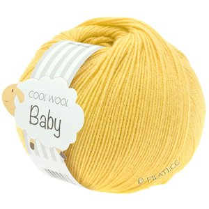 Lana Grossa COOL WOOL Baby 50g | 273-Gelb