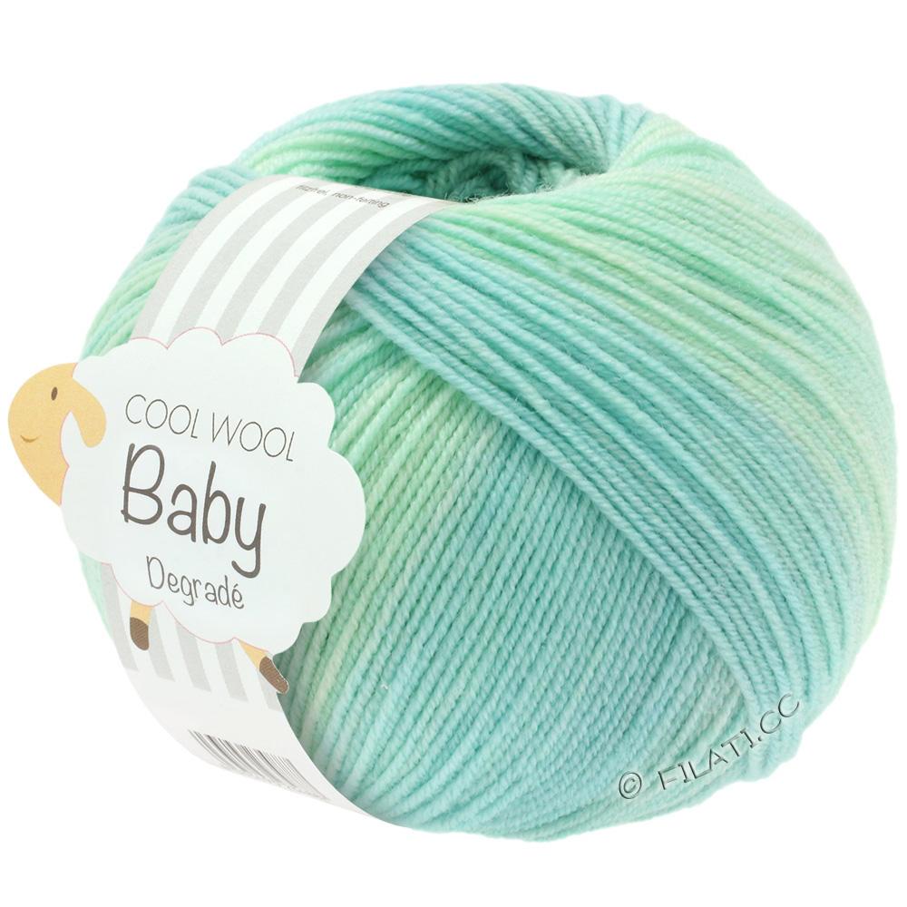 Cool Wool Baby Degrade Fb 506 grau//graphit 50 g Wolle Kreativ Lana Grossa