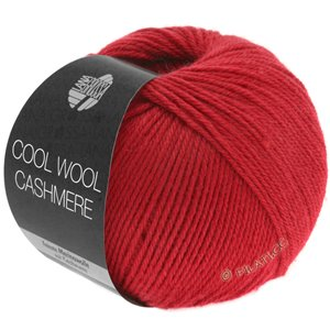 Lana Grossa COOL WOOL Cashmere | 05-Rot
