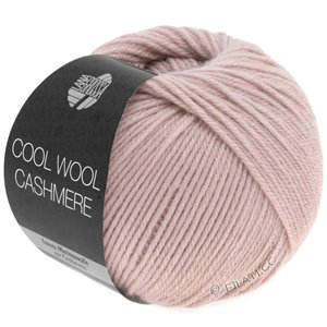 Lana Grossa COOL WOOL Cashmere | 17-Puderrosa