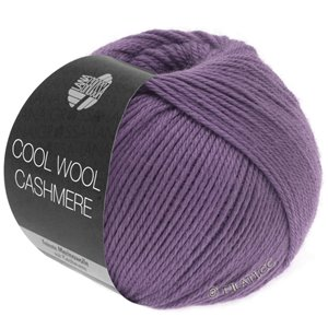 Lana Grossa COOL WOOL Cashmere | 27-Pflaume