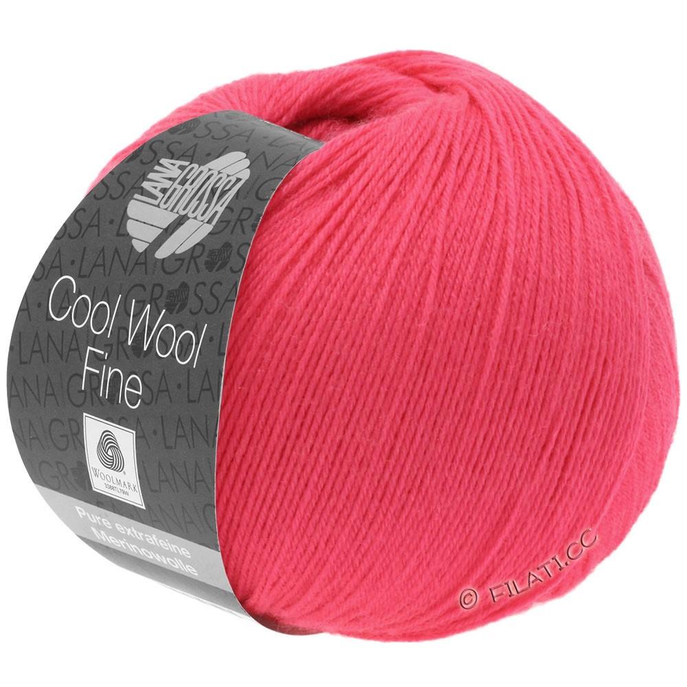 Lana Grossa COOL WOOL Fine | 07-Himbeer