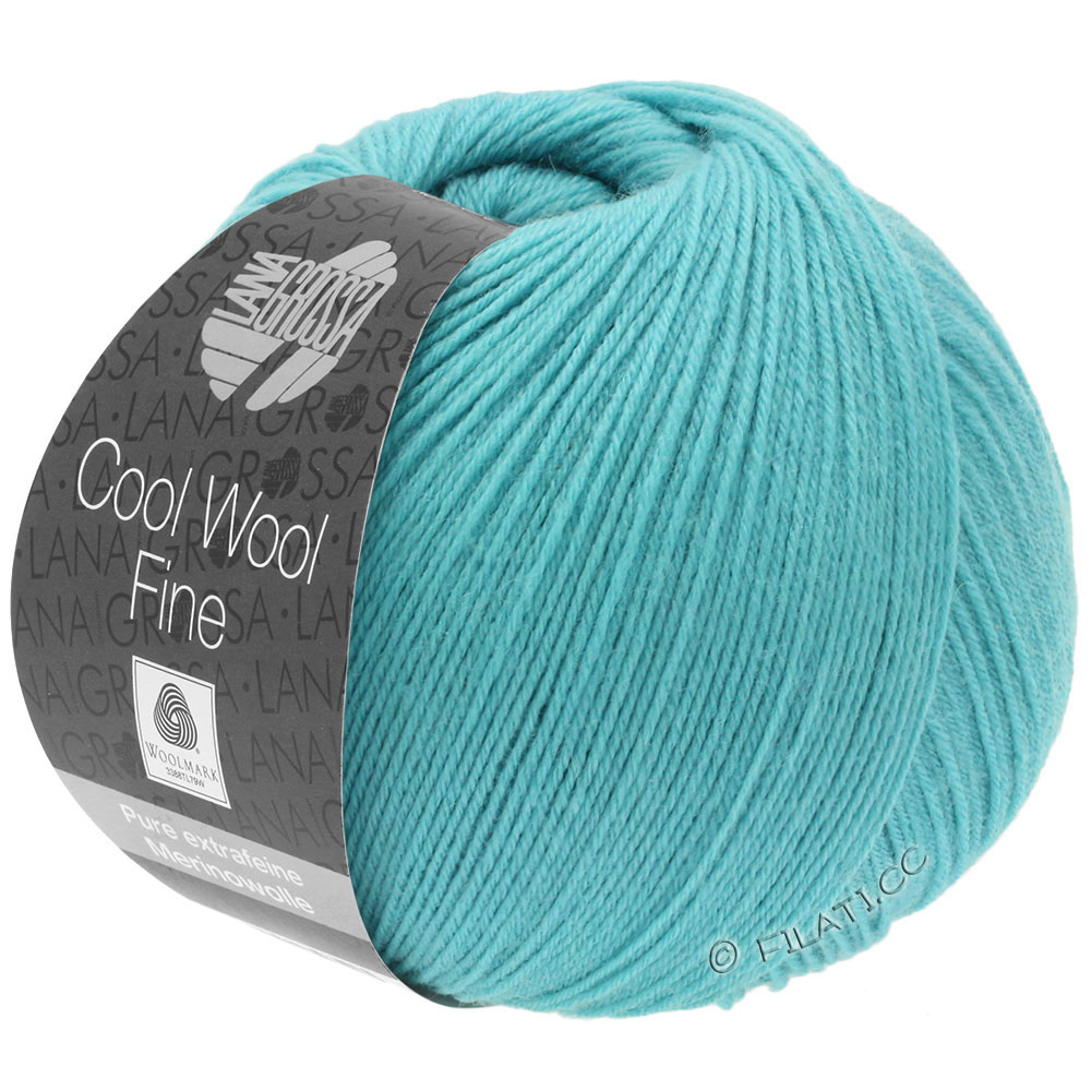 Bastel- & Malmaterialien Anthrazit Lana Grossa Cool Wool Fine 17 Basteln, Malen & Nähen