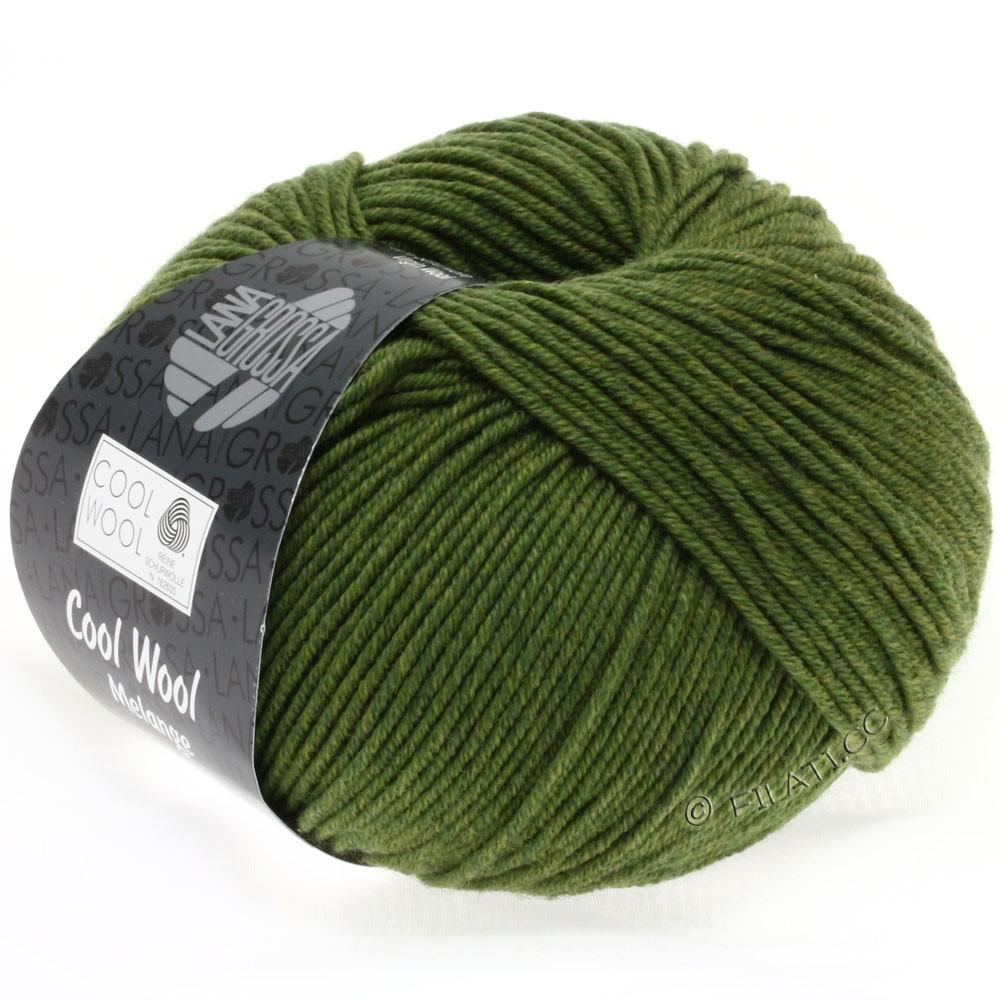 | 0101-Olivgrün meliert