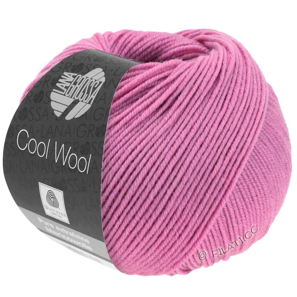 Lana Grossa COOL WOOL uni/melange/print/degradè/neon