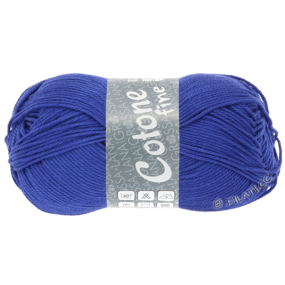Lana Grossa COTONE FINE | 612-Royal
