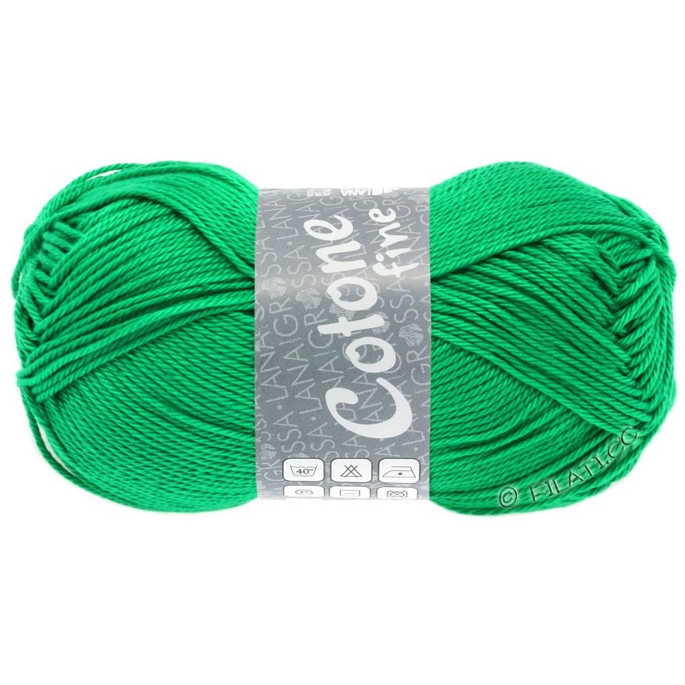 Lana Grossa COTONE FINE | 615-Smaragd