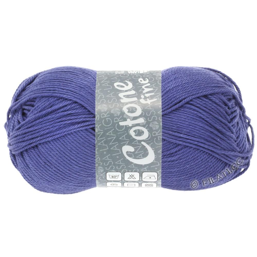 Lana Grossa COTONE FINE | 662-Veilchenblau
