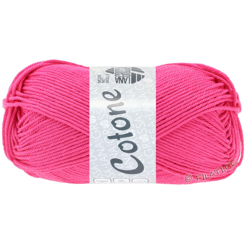 Lana Grossa COTONE | 03-Pink