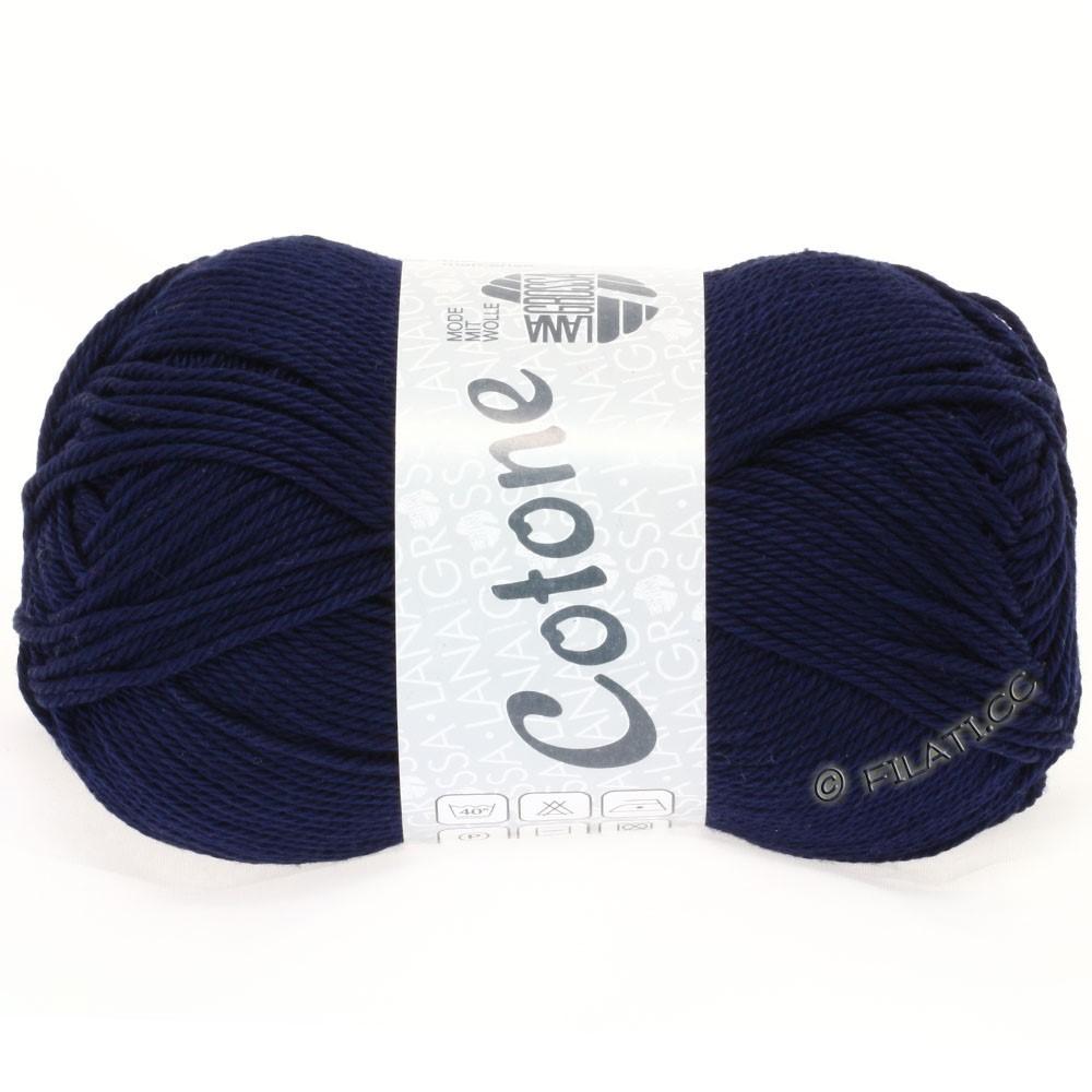 Lana Grossa COTONE | 20-Nachtblau