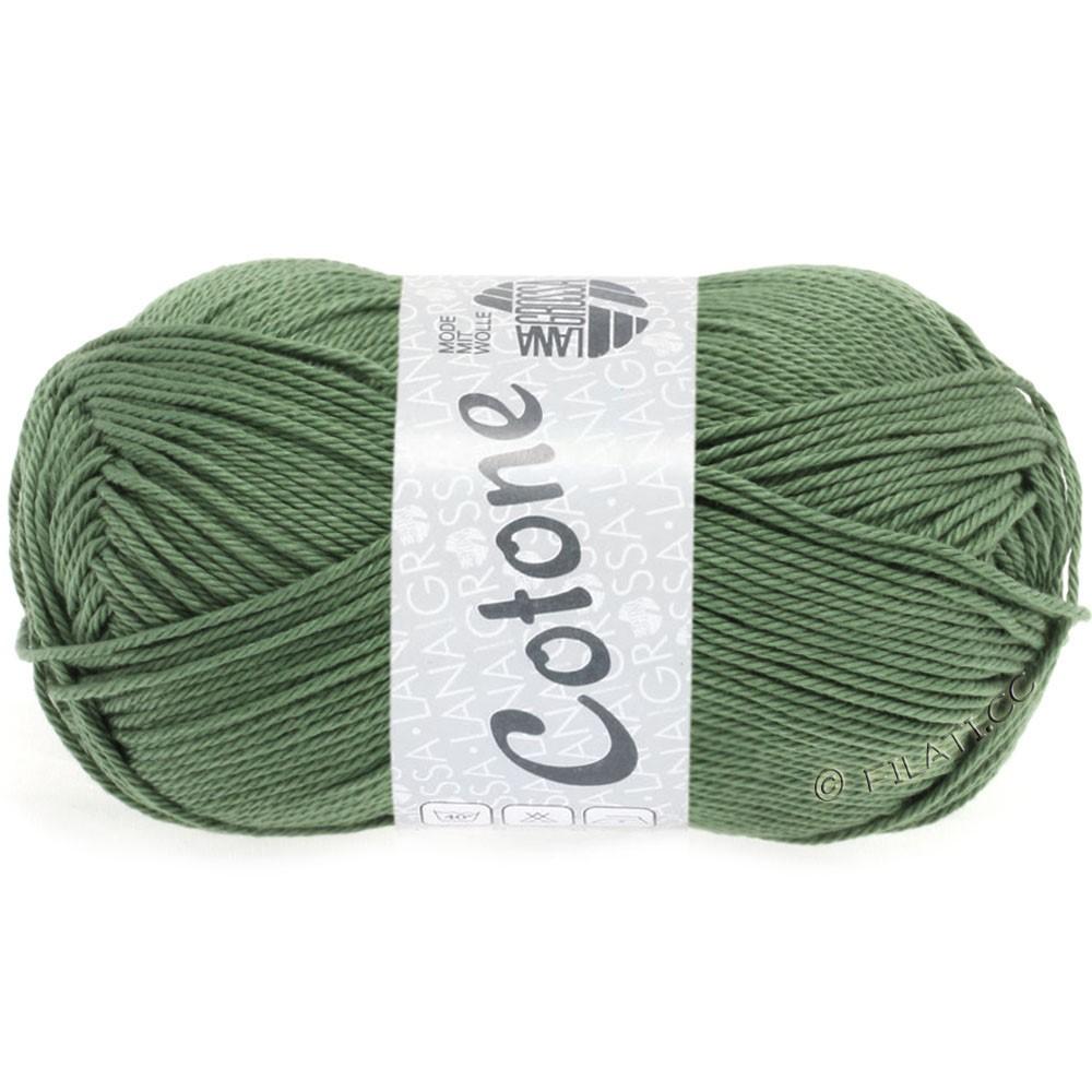 Lana Grossa COTONE | 48-Graugrün