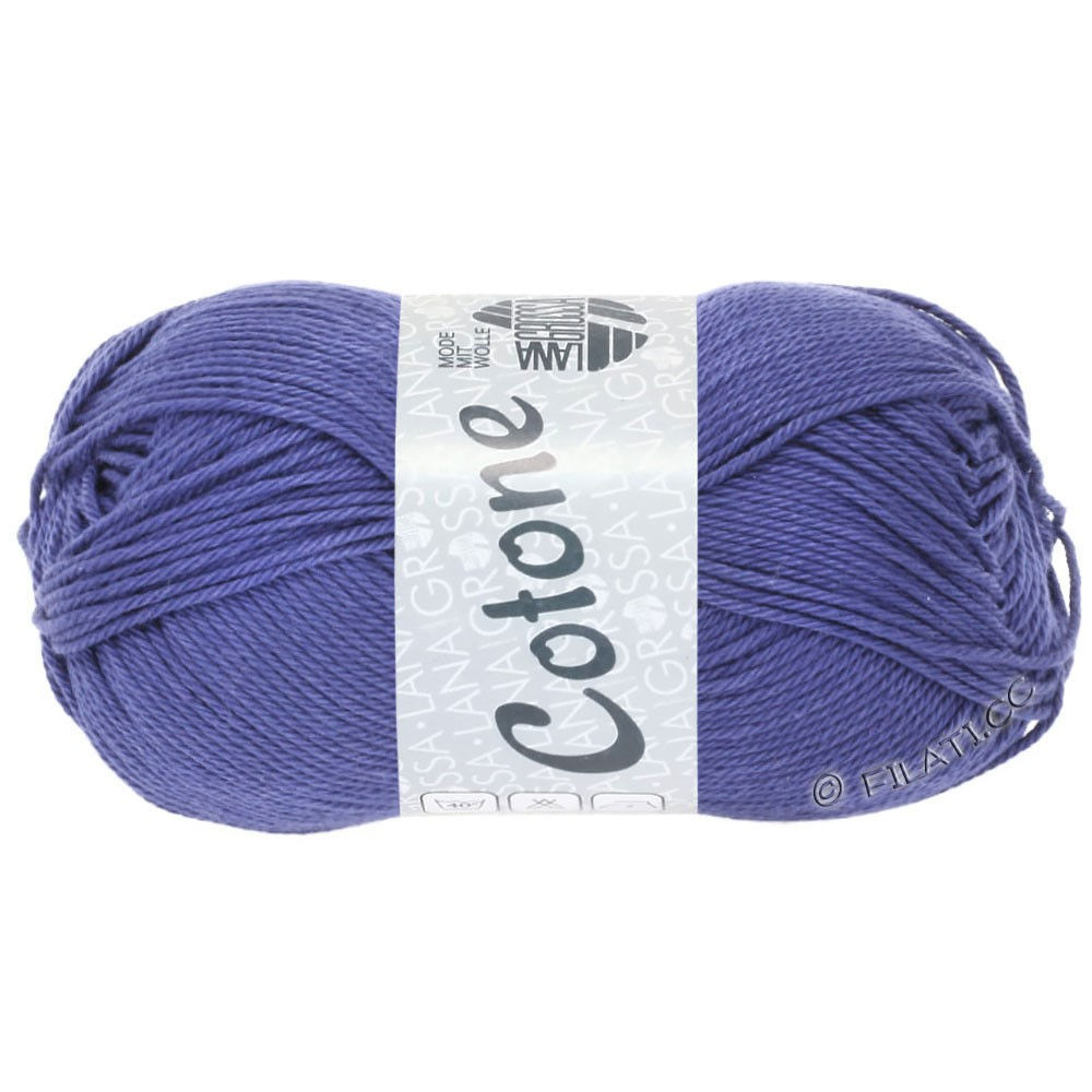 Lana Grossa COTONE | 62-Veilchenblau